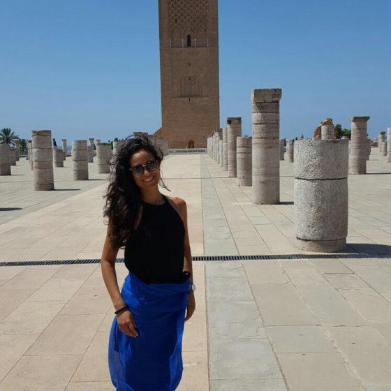 Béryl au Maroc